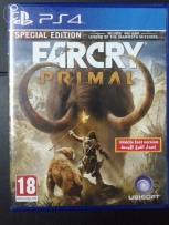 Farcry primal special edition ps4
