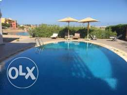 4 bedrooms villa with swimming pool in el gouna