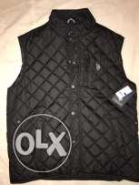 Black vest U.S. Polo Assn.