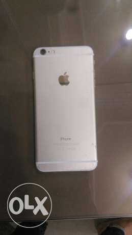 Iphone 6 plus 16g بالكرتونه