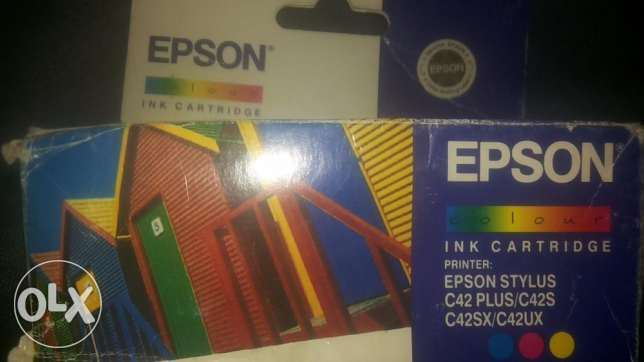 Epson Stylus C42 Ink Cartridge