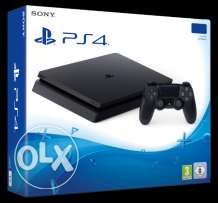 PS4 Slim 500GB Brand New From MK Store