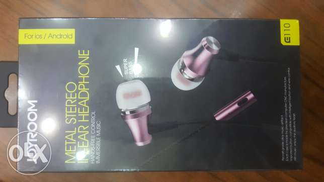 Joyroom JR-E110 headphone