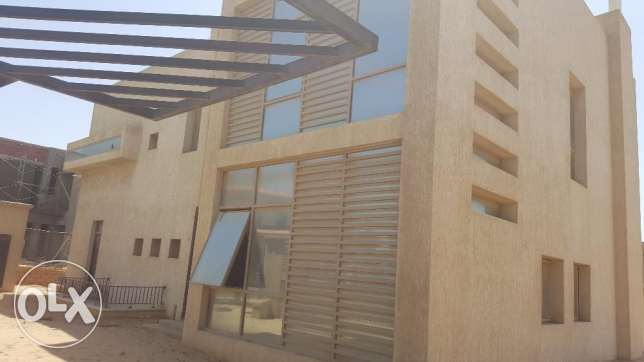 Standalone villa for sale in ALLIGRIA SODIC second row golf view الشيخ زايد -  1