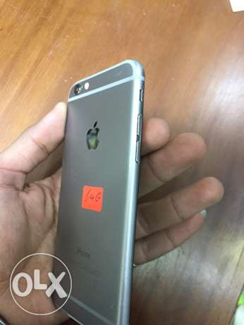iPhone 6 64G Space Gray / Good Condition / All Accessories مدينة نصر -  2