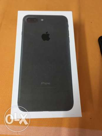 Iphone 7 plus 16 gb high copy black