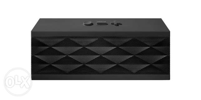Jawbone Jambox Bluetooth Speaker, Diamond Black القاهرة الجديدة -  1
