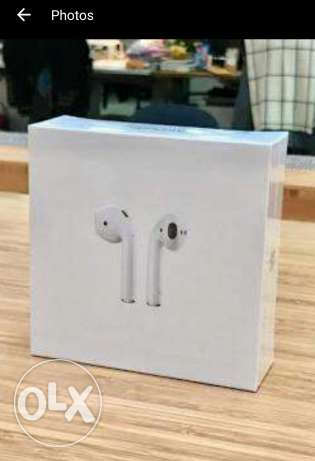 Airpods new seald air pods