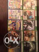 Xbox 360 games All of them original games
