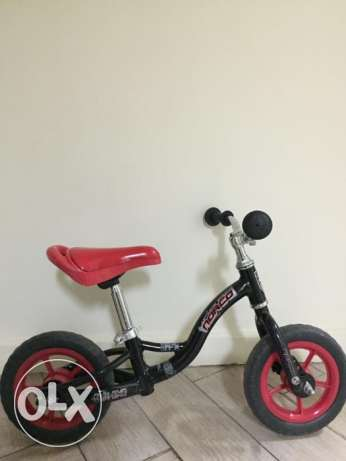 2 Push bike for toddlers (run bikes) الزمالك -  1