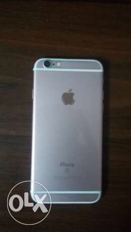 iPhone 6s 16 g rose gold
