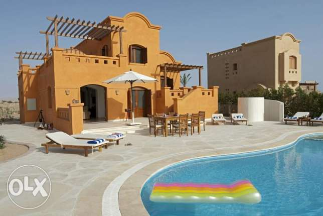 Fabulous Villa in El Gouna availabler from tomorrow