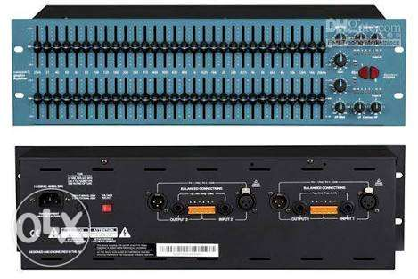 bss966 graphic equalizer