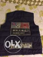 Men's gilets from italy
