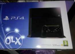Playstation4 for sale or trade with note 5