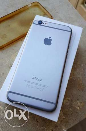 iPhone 6 64 GB with facetime