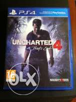 uncharted 4 (english edition) for sell