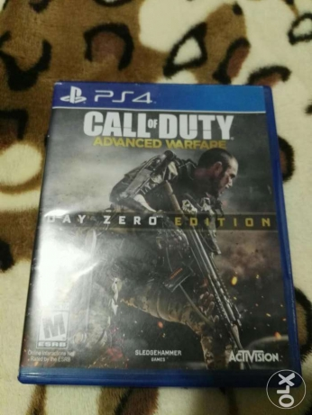 Call of duty ps4 for sale