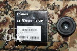Lins canon 50m
