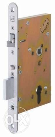 Security lock with handle control 709X602PZ