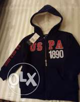 U.S. Polo Assn. original for Kids Fleece Jacket