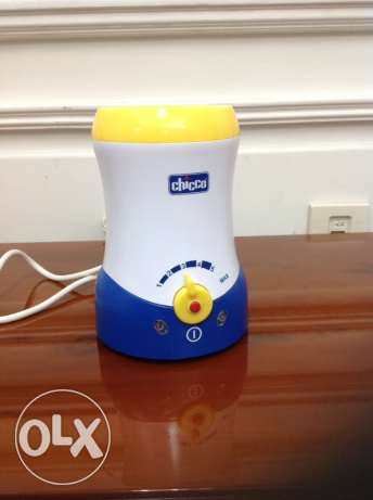CHICCO Baby bottle Wormer Excellent Condition as new exactly