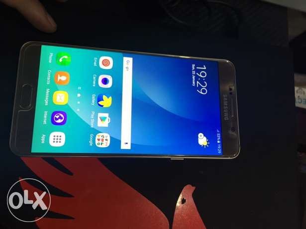 note 5 like new