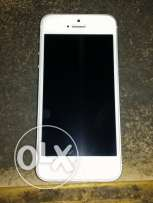 iphone 5s 4 month use only