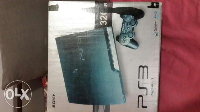 PS3 Hard 320 GB 6 أكتوبر -  2