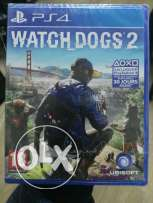 PlayStation 4 GAME WATCH DOGS 2