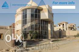 For Sale Commercial Building in Fifth Settlement, New Cairo