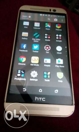 Htc one M9 mobile + 32 GB sd card مصر الجديدة -  1
