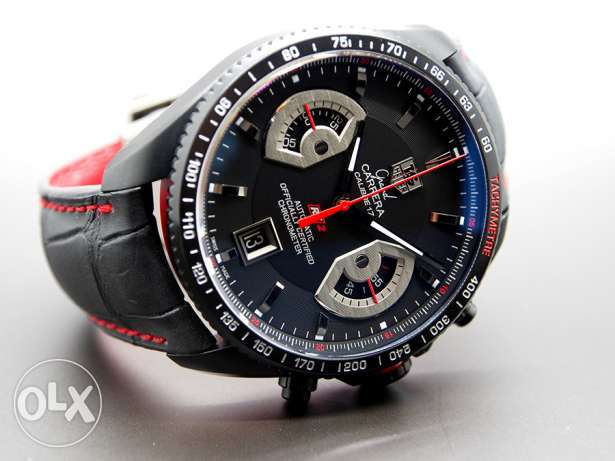 Tag heuer carrera calibre17 Rs2