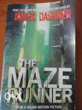 (The Maze Runner) كتاب