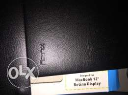 Leather Cover for MacBook 12