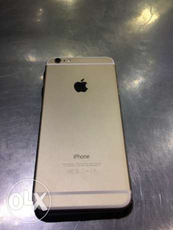 Iphone 6 plus 16 gb gold