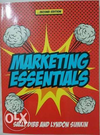 Marketing Essentials Book - Cengage Learning (Second Edition)