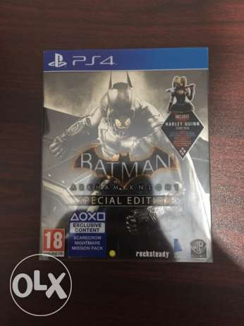 Batman Arkham Night (Special Edition) مدينة نصر -  1