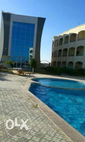 Sale of apartments in Hadoba!In a luxury complex with a swimming pool! الغردقة -  1