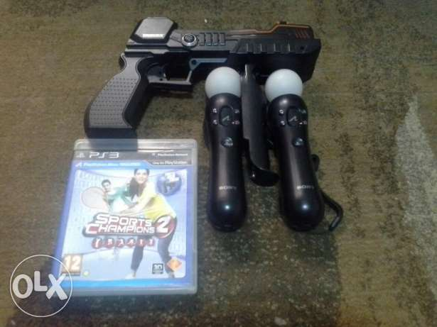 Sports Champions 2 and Move Controller Bundle