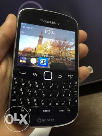 Blackberry bold 9900 coming from canada