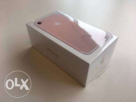 Iphone 7 Rose Gold from USA