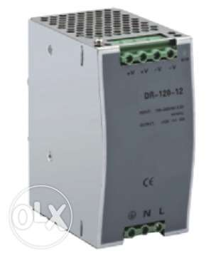 Winston Power Supplier Industerial DR-120 Watt - 24V Output , Induste