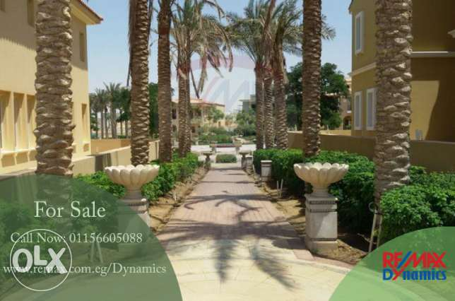 For Sale - Villa 372 m2 Hyde Park 5th Settelement 7,223,000 EGP Hyde P القاهرة الجديدة -  5