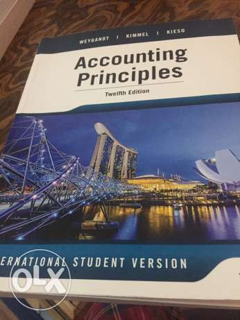 كتاب financial accounting سيدي بشر -  3