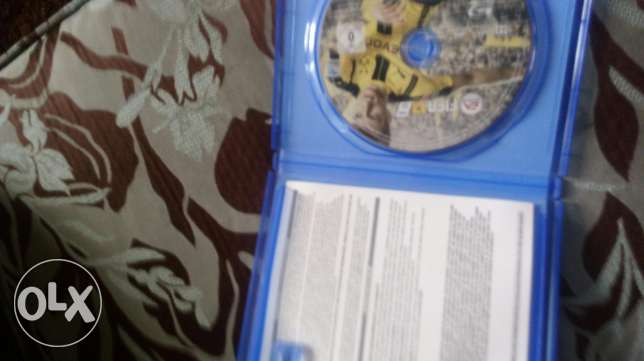 Fifa 17 used in very good condition