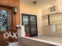 modern finished flat for sell in banafseg near suez road