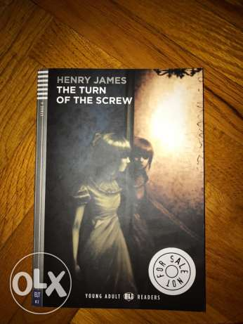 The turn of the screw (Novel)