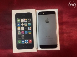 iPhone 5s Space Gray 16 Giga For Sell Only
