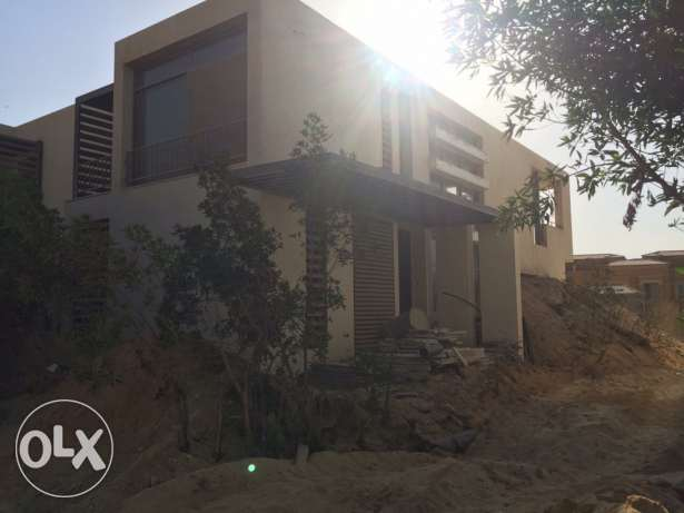 Twin house for sale in Allegria ( Sodic west )